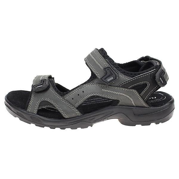 ROHDE Outdoorsandalen grau  Gute Qualität beliebte Schuhe