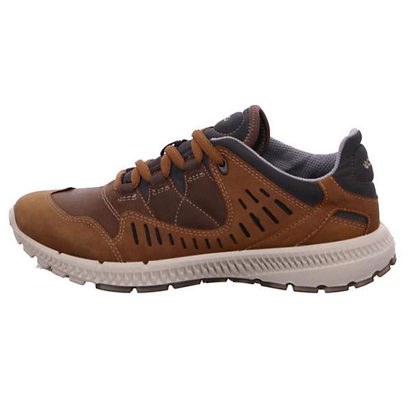 ecco, Sportliche Halbschuhe, braun  Gute Qualität beliebte Schuhe