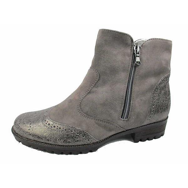 Semler, Klassische Stiefeletten, grau  Gute Qualität beliebte Schuhe
