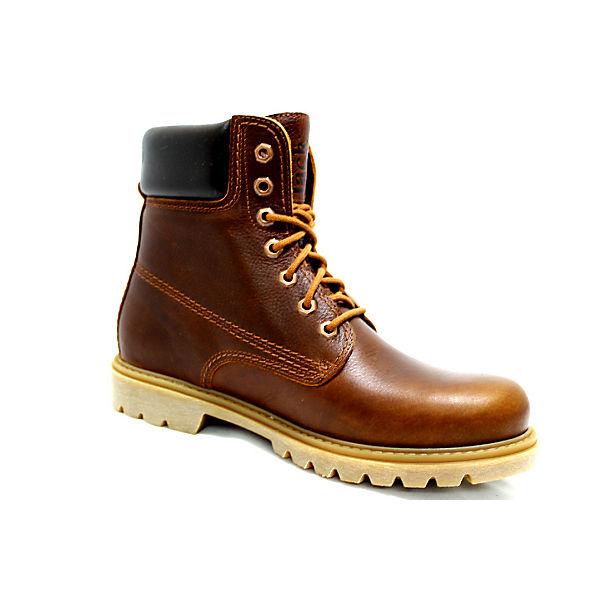PANAMA  JACK, Schnürstiefeletten, braun  PANAMA Gute Qualität beliebte Schuhe 1e49a5