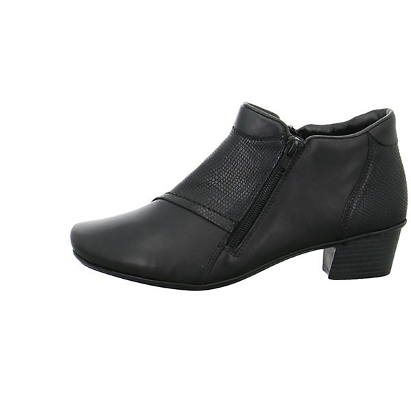 rieker, Hochfront-Pumps, schwarz schwarz schwarz   8f2e67