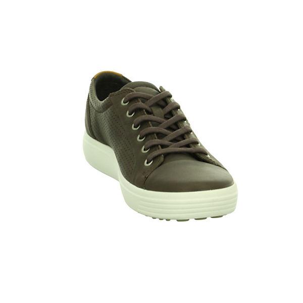 ecco, Sneakers Low, braun   braun  1ba58e