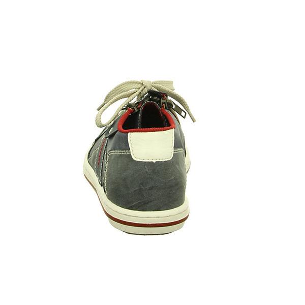 rieker, Sneakers Sneakers rieker, Low, blau   b3c6e6