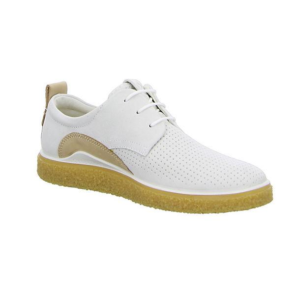 Ecco, Klassische Qualität Halbschuhe, weiß  Gute Qualität Klassische beliebte Schuhe 7e536b