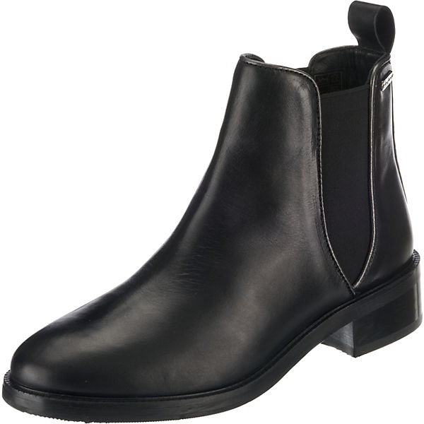 Boots BASIC DEVON Chelsea schwarz Jeans Pepe wR18IqUx