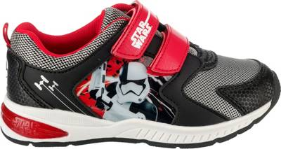 LICO, Sneakers Low Adrian V Blinky für Jungen, schwarz