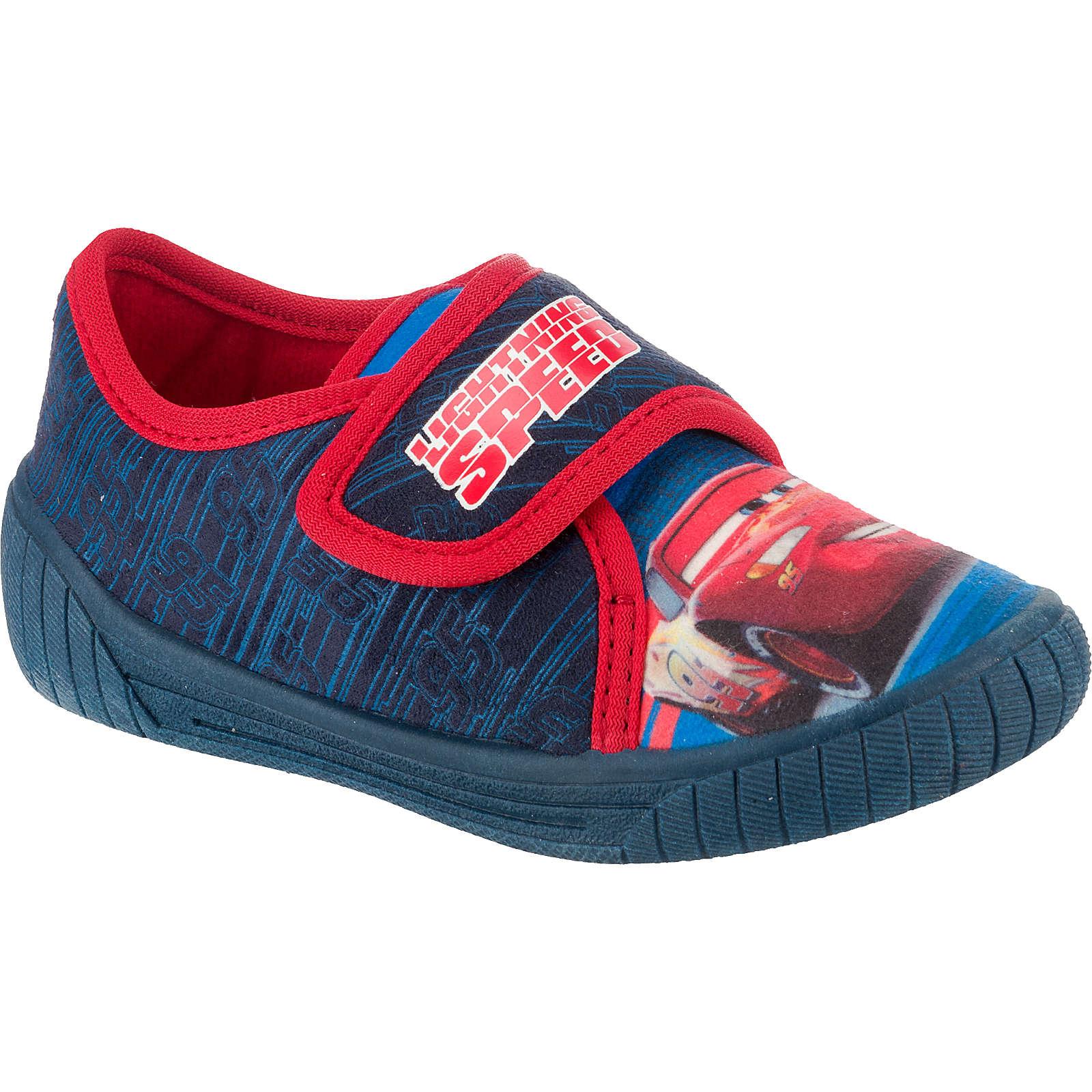 Disney Cars Hausschuhe für Jungen blau Junge Gr...