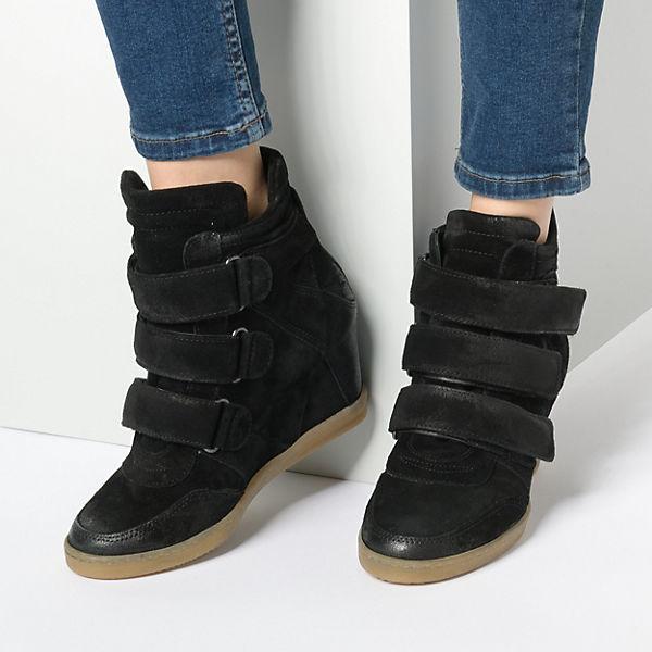 MJUS Sneakers Sneakers Sneakers High schwarz  Gute Qualität beliebte Schuhe dabe19