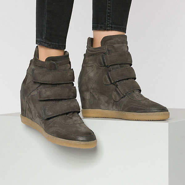 MJUS, Sneakers High, dunkelgrau    Gute Qualität beliebte Schuhe c6bea0