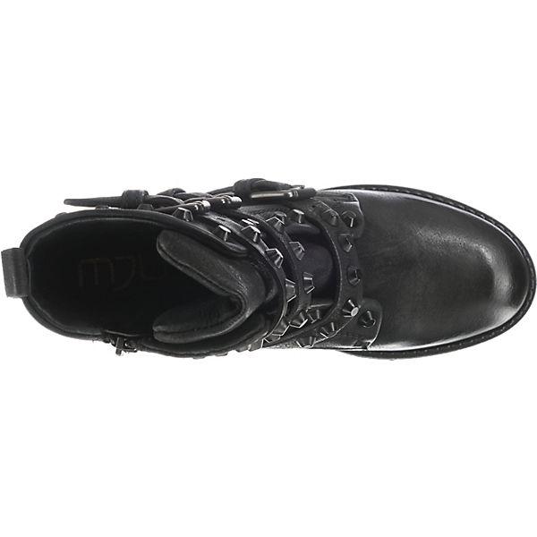 MJUS Klassische Stiefeletten schwarz    Gute Qualität beliebte Schuhe 845e06