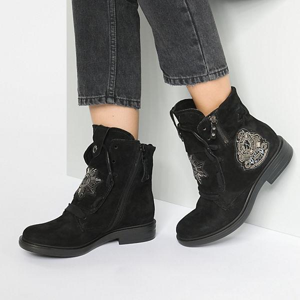 MJUS Klassische Stiefeletten schwarz    Gute Qualität beliebte Schuhe 96286e