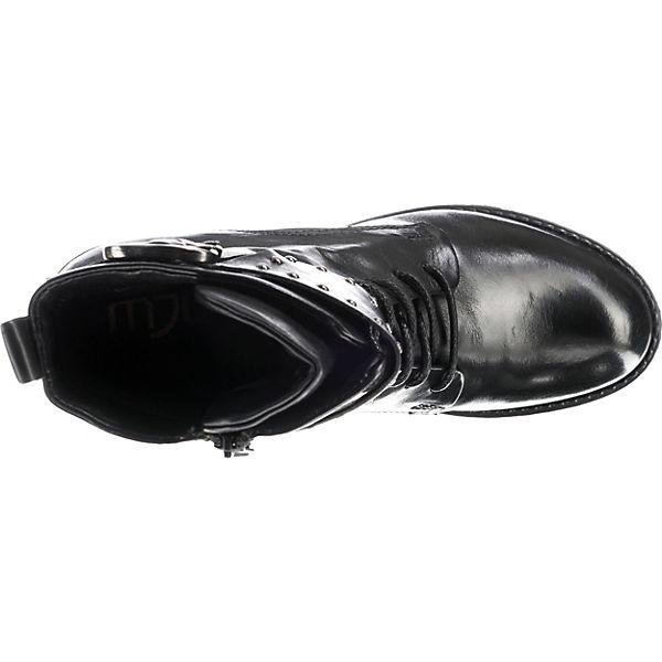 Klassische schwarz MJUS Stiefeletten MJUS Klassische 7HWqIIE