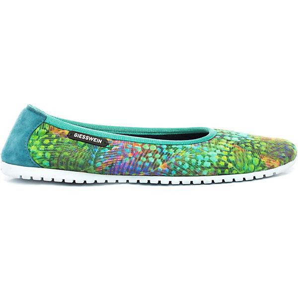Giesswein, Dimling Klassische Ballerinas, grün grün grün  Gute Qualität beliebte Schuhe f73efe