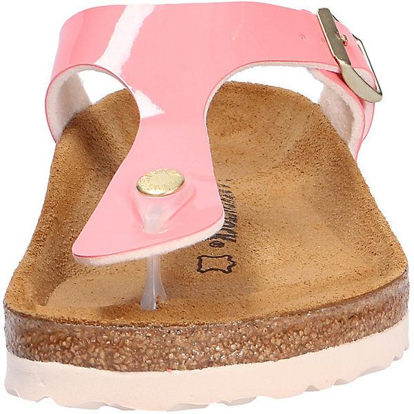 BIRKENSTOCK, GIZEH Zehentrenner, Qualität rosa  Gute Qualität Zehentrenner, beliebte Schuhe 9cb472