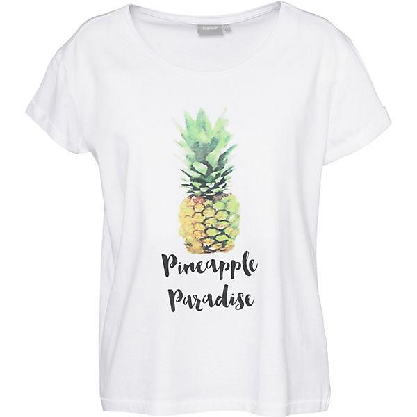 fransa fransa T mehrfarbig T Shirt pwq8f0S