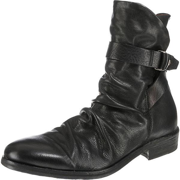 Beste Wahl A.S.98 Klassische Stiefel schwarz