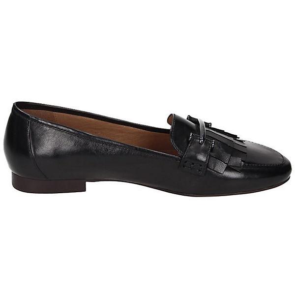 Piazza Klassische Slipper beliebte schwarz  Gute Qualität beliebte Slipper Schuhe f5133d