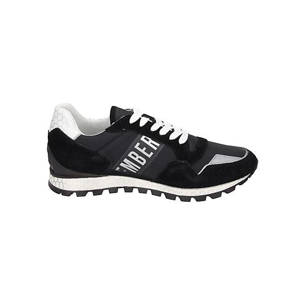 Bikkembergs, Sneakers Sneakers Bikkembergs, Low, schwarz   75cc83