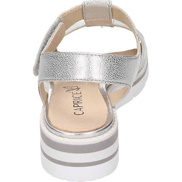CAPRICE, Klassische Sandalen, Qualität grau  Gute Qualität Sandalen, beliebte Schuhe ed02b9