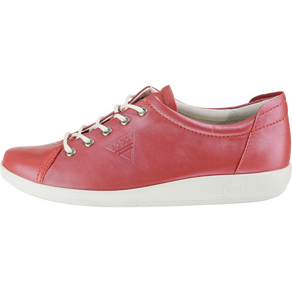 ecco Soft 2.0 Qualität  Klassische Halbschuhe rot  Gute Qualität 2.0 beliebte Schuhe d13df1