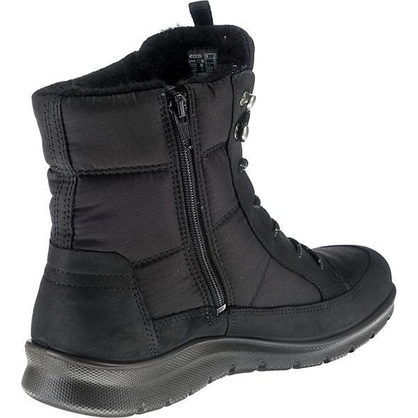 Babett Boot Babett ecco ecco schwarz Winterstiefel Boot Winterstiefel 55A8gwrxq