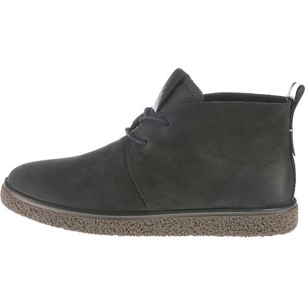 ecco, Crepe Tray schwarz L  Ankle Boots, schwarz Tray   ab5c55