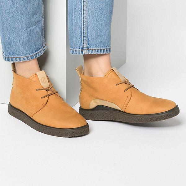 ecco, Crepe Tray braun L  Ankle Boots, braun Tray   f5ba92