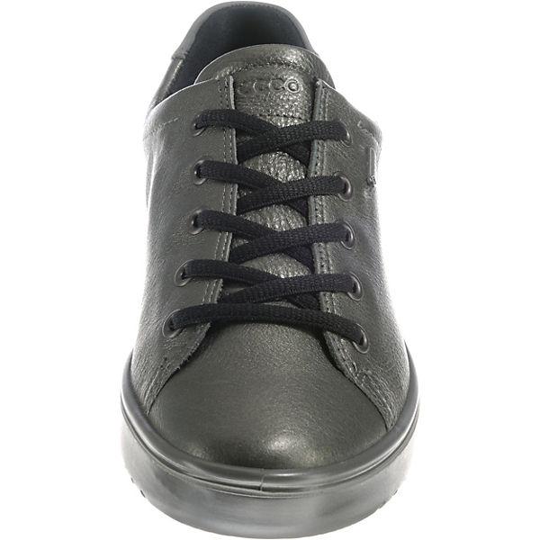 ecco, Fara Gute  Klassische Halbschuhe, silber-kombi  Gute Fara Qualität beliebte Schuhe e4c995