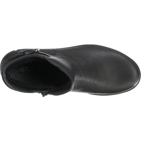ecco, schwarz Bella  Klassische Stiefeletten, schwarz ecco,   2520f0