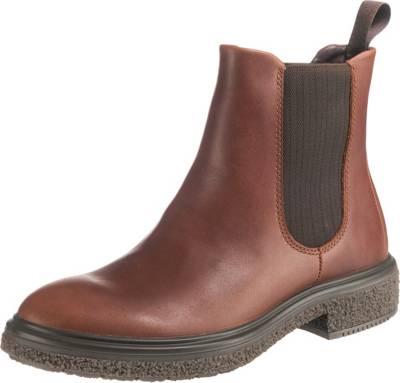 ecco, Crepetray Hybrid L Chelsea Boots, braun