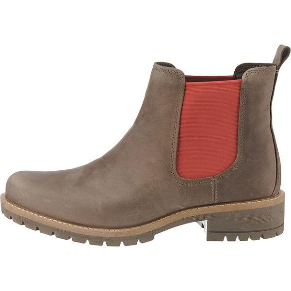 ecco,  Elaine  Chelsea Boots, beige/rosa  ecco, Gute Qualität beliebte Schuhe ae1b4b