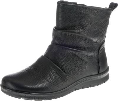 ecco Babett Boot Winterstiefeletten schwarz Stiefeletten