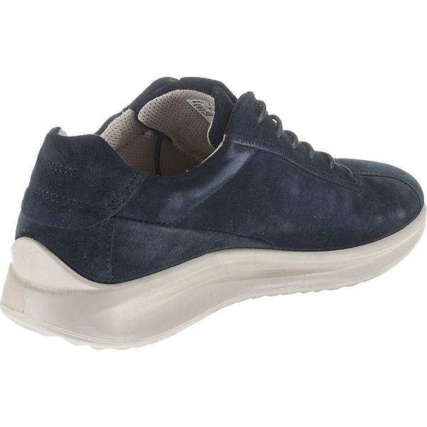 ecco, Aquet L  Klassische Halbschuhe, beliebte blau  Gute Qualität beliebte Halbschuhe, Schuhe 6305ce
