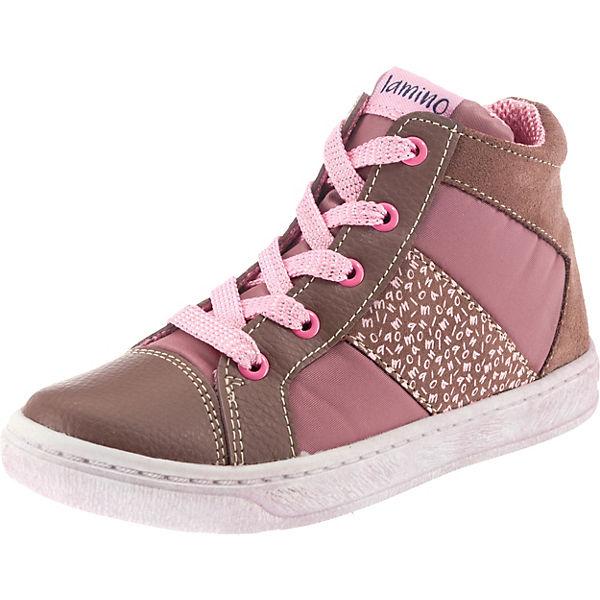 df75d571ff1f lamino, Sneakers High für Mädchen, rosa   mirapodo