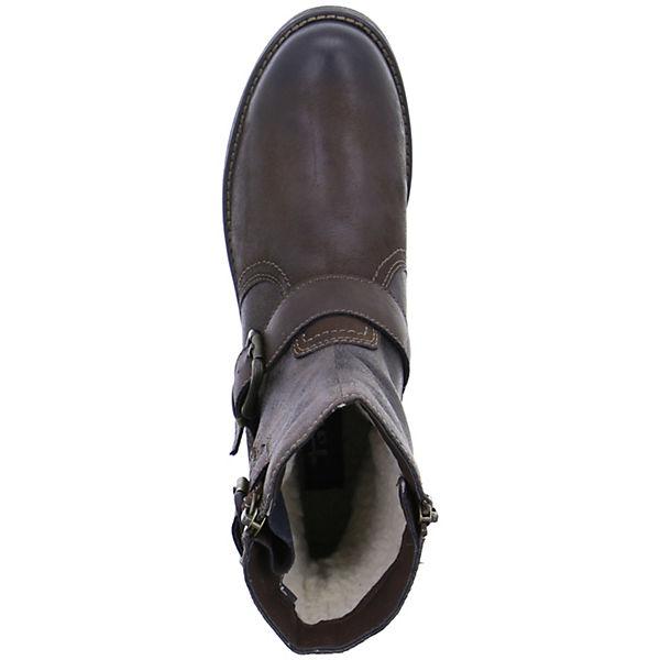 Tamaris, Elke Klassische Stiefeletten, braun Schuhe  Gute Qualität beliebte Schuhe braun c649fd