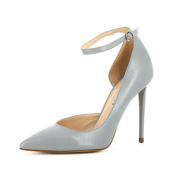 Klassische Evita Pumps Shoes ALINA grau wnTxfTq