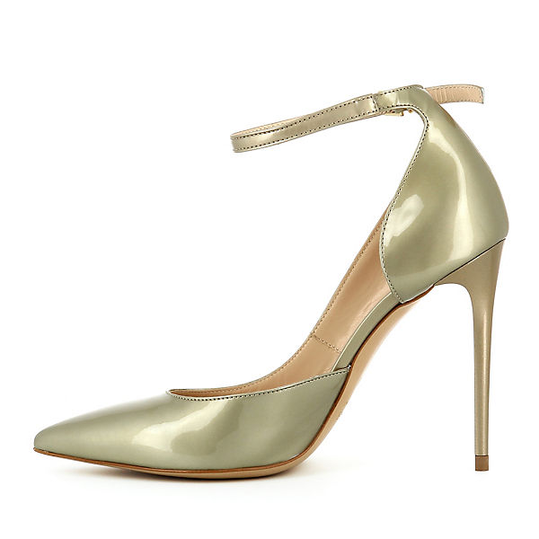 Evita Shoes, Shoes, Shoes, ALINA Klassische Pumps, gold   d84aa4
