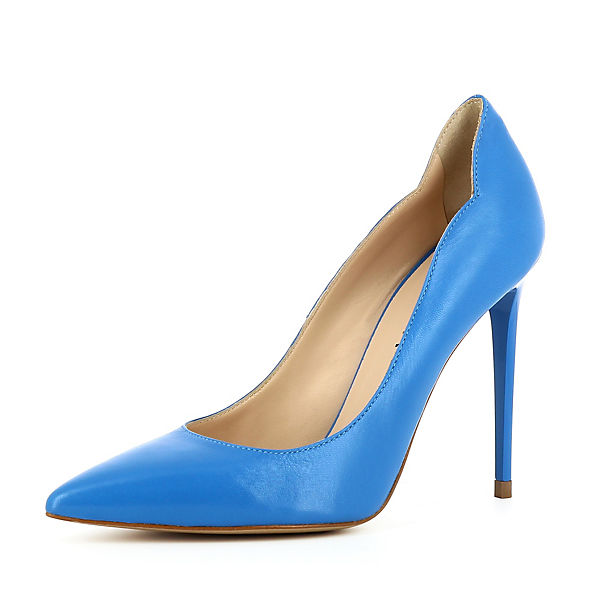 ALINA Klassische Pumps Shoes blau Evita Hwdq5SnnE