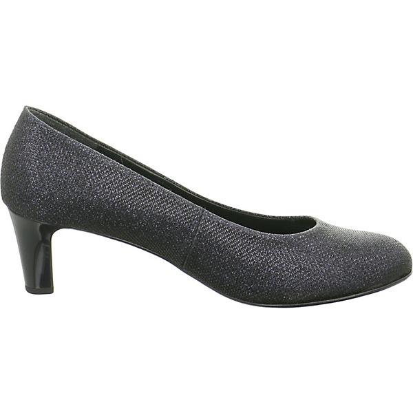 Gabor, Klassische Pumps, blau beliebte  Gute Qualität beliebte blau Schuhe 0bfbb4