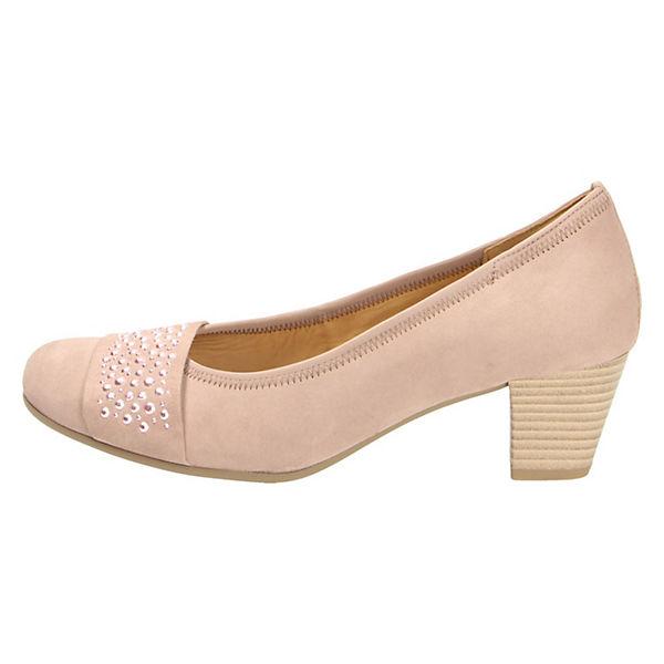 Gabor, Klassische Qualität Pumps, rosa  Gute Qualität Klassische beliebte Schuhe ccdf78