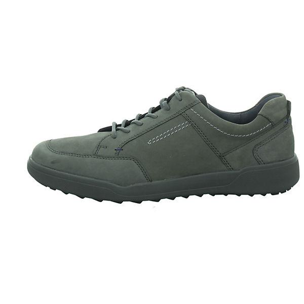WALDLÄUFER Sportliche Halbschuhe grau  Gute Qualität beliebte Schuhe