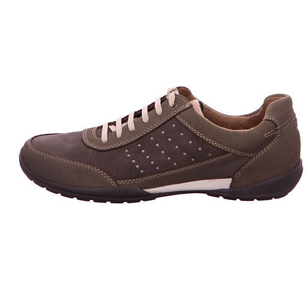 camel active, Sportliche Halbschuhe, grün  Gute Qualität beliebte Schuhe