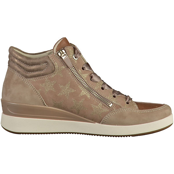 Sneakers ara High grau ara Sneakers grau High qpwUtSI