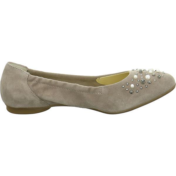 Paul Green, Klassische Ballerinas, beliebte grau  Gute Qualität beliebte Ballerinas, Schuhe 38c706