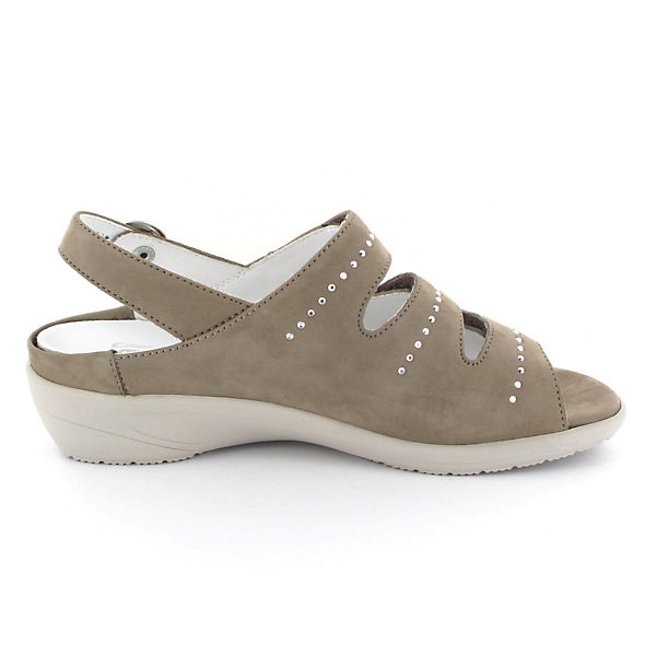 Komfort Komfort ara Sandalen ara beige Sandalen Komfort ara beige CvPzn