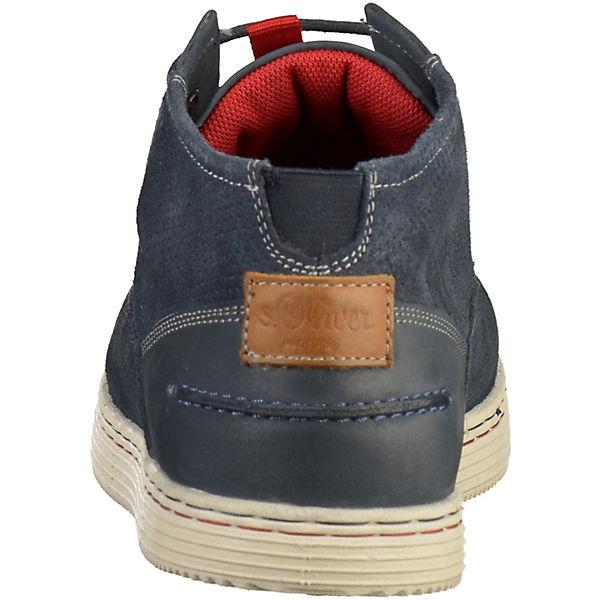 s.Oliver, Sneakers High, beliebte dunkelblau  Gute Qualität beliebte High, Schuhe d68cea