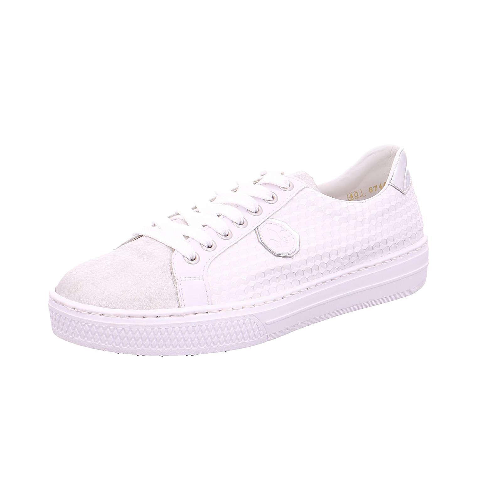rieker Sneakers Low weiß Damen Gr. 39