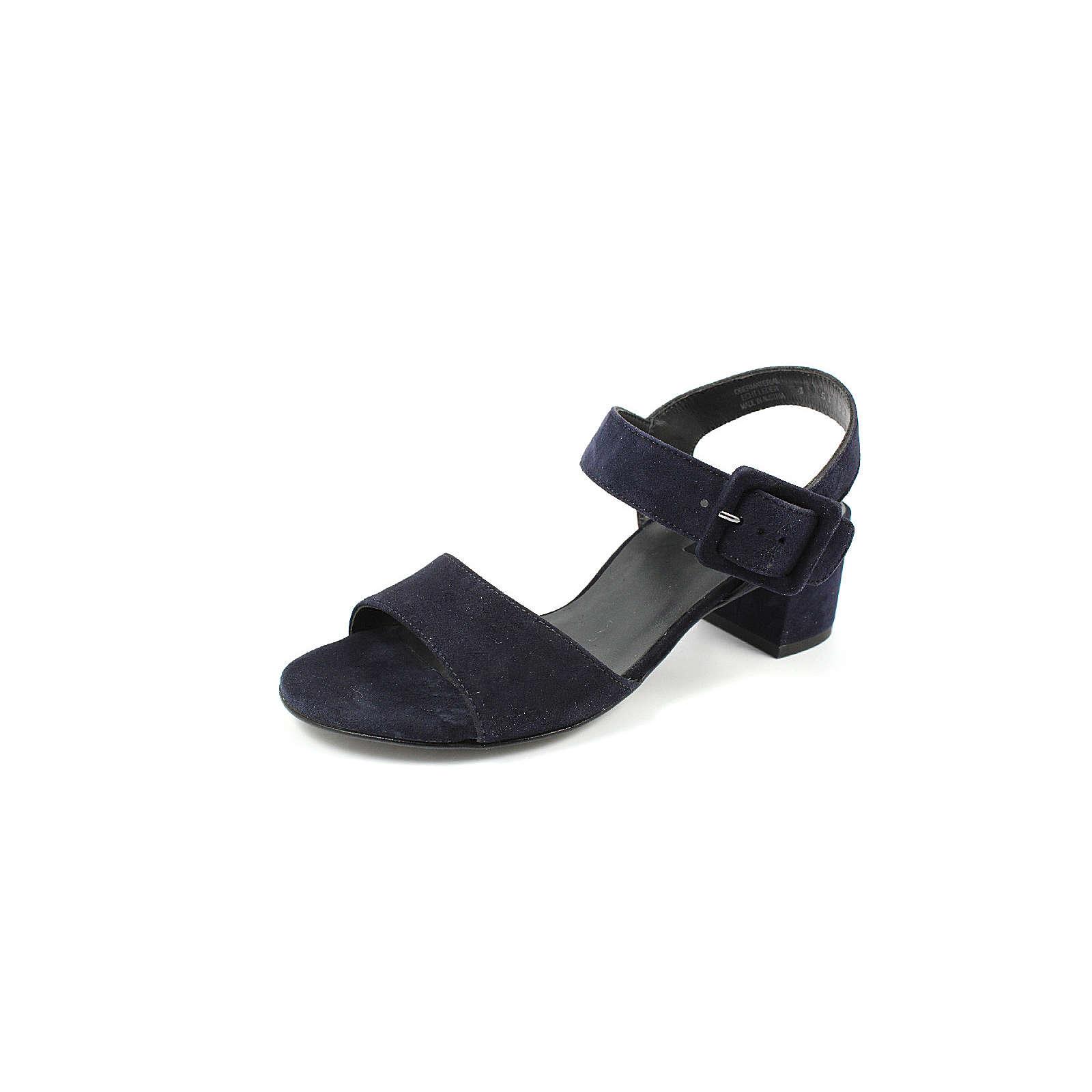 Paul Green Klassische Sandaletten blau Damen Gr. 38,5