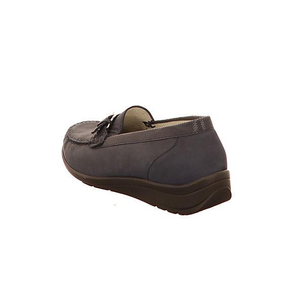 WALDLÄUFER, Klassische Slipper, Qualität blau  Gute Qualität Slipper, beliebte Schuhe 9be557