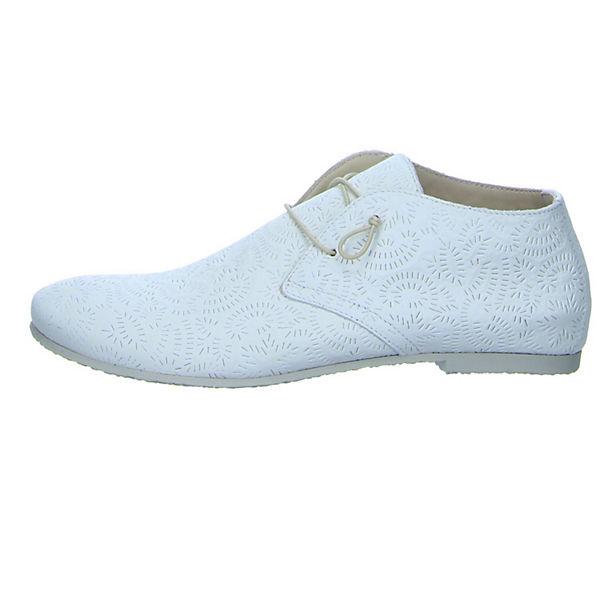 Donna Carolina, Klassische Halbschuhe, weiß  Gute Qualität beliebte Schuhe
